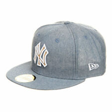 New Era - New York Yankees Chamsuede 59fifty Cap BLUE / CAM