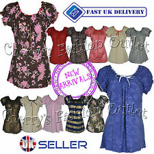 New Fashion ladies Gypsy Style Sheer FALL 2014 Top Plus SIZE 16-30 ♥ NEW ♥