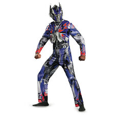 Transformers 4 Age of Extinction Optimus Prime Deluxe Adult Costume 73554