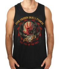 FIVE FINGER DEATH PUNCH - Knucklehead Tank-Shirt Größe / size S M L XL XXL