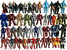 "Marvel Universe 4"" Action Figures Iron Man, Thor & Avengers ,Choose From Many.."