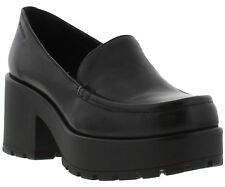 New Vagabond Dioon Black Womens Leather Shoes Ladies Size UK 4-8