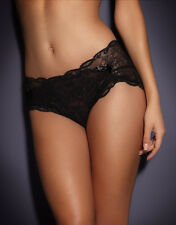 AGENT PROVOCATEUR BLACK LOVE BRIEF SMALL / MED / LRGE RRP £80 BNWT