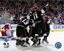 Los Angeles Kings 2014 Stanley Cup Team Celebration Photo #3 (Size: Select)