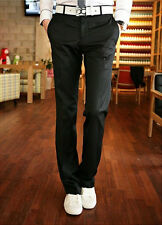 NEW Arrival Men Slim Fit Stright Fashion Dress Pants