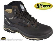 MENS WALKING BOOTS - GRISPORT -GENTS HIKING BOOTS - 100% WATERPROOF LEATHER