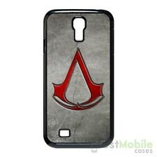 Assassins Creed Logo Game Collection Case Cover for Galaxy S3 S4 S5 Note 2 3