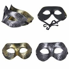 New Mens Carnival Masquerade Roman Party Vintage Mask Fancy Dress Ball Gladiator