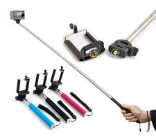 Extendable Handheld Stick Selfie Monopod For Iphone Samsung HTC Phone Camera Xia