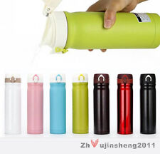 Thermo Jug Thermos Stainless Steel Vacuum Keep-Warm Keep-Cold Bottle Portable