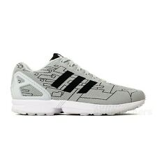 0f6cdaac2be Adidas ZX Flux Weave (Clear Grey Black White) Men s Shoes M21363