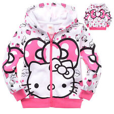 Baby Kids Girl Toddlers Hoodies Tracksuit Children Clothing Set Suits Outerwear
