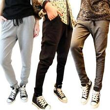 Hot Fashion Womens Casual Sweatpant Yoga Sports Harem Pants Slim Trousers 3Color