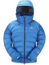 MOUNTAIN EQUIPMENT WOMENS LIGHTLINE DOWN JACKET - ENAMEL BLUE (042306)