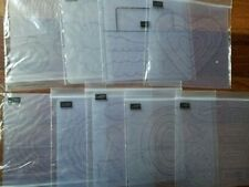 Stampin Up  PAPER PIERCING TEMPLATE guide U CHOOSE (New)