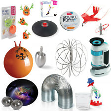 SCIENCE MUSEUM CURIOSITY TOYS FROM WOW STUFF TOYS. YOUR CHOICE