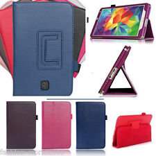 "Slim Stand Leather Case Cover For Samsung Galaxy Tab 3 7"" T210 P3200 Tab S T700"