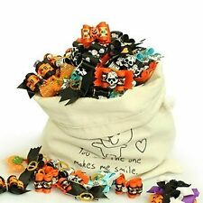 20X Halloween Pet Dog Hair Bows Festival Pet Dog Grooming  Products For Holidays