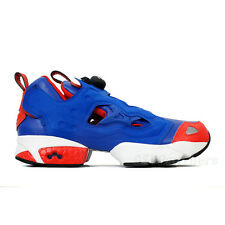 Reebok Pump Fury (Tetra Blue/Excellent Red) Men's Shoes V53783