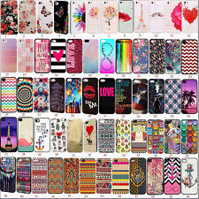 Fashion Pattern Hard Skin Case Cover Back Protector For iPhone 6 4.7''