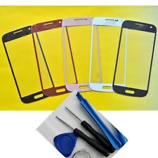 Outer Glass Screen Lens Repair & Free tool Part for Samsung Galaxy S4 Mini i9190