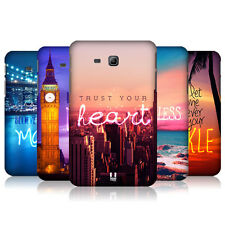 HEAD CASE WORDS TO LIVE BY 4 BACK COVER FOR SAMSUNG GALAXY TAB 3 LITE 7.0 T110