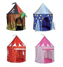 Childrens Pop Up Tent Kids Playhouse Indoor/Outdoor Boys Girls Theme Play Area