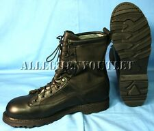 US Military Black GORETEX ICB COMBAT BOOTS Self Cleaning Sole NEW (Made in USA)