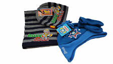 Bob The Builder Hat & Scarf Set Thomas & Friends Hat & Mittens Boys Hat Sets New