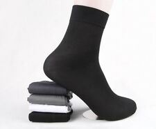 10 Pair Man Short Bamboo Fiber Socks Stockings Middle Socks 4 Colors u Pick