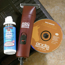 Andis AGC2 Super 2-Speed Clipper w/Case