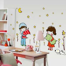 Removable Amazing World Series2 Wall Sticker & Decal Room Decor Stickers 12 Type