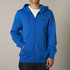Fox Racing Legacy Zip Up Hoody Blue