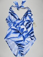 NWT TOMMY BAHAMA Spanish Halter cup SWIMSUIT swim suit  Size 4, 6  retail $142