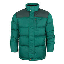 Timberland Mens Earthkeepers Reedville Down Winter Jacket - Green