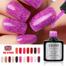 Elite99 UV LED One Step Gel Polish Lacquer No Need Top Coat Primer Manicure DIY