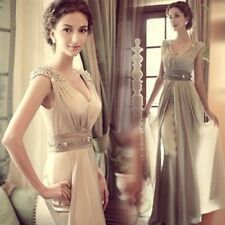 2014 Hot Chiffon Bridesmaid Evening Ball Gown Prom Formal Party Dress Size 8-22