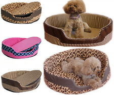 HOT Warm Cat Dog Bed Dog house Pet Home Supplies Kennel Separate Cool Mat Free