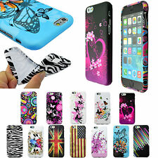Colorful Cell Phone Soft Silicone Back Cover Case Shell For Apple iphone 6 6Plus
