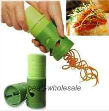 Vegetable Fruit Twister Cutter Slicer Processing Device Kitchen Utensil HQTool *