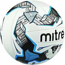 Mitre Ultimatch Football - White/Yellow - Size 3,4,5