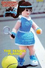 Sporting Crochet Series Of Patterns By Annie's Attic Vintage
