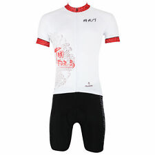 Men Short Sleeve Outdoor Sports Clothing Jersey Cycle + Shorts/Pant China Wind