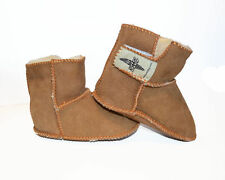 Surfer Baby Sheepskin Shearling Booties Wool Lined Boots Infant/Toddler Sizes