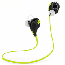 QY Bluetooth Wireless HandFree Sport Stereo Headset headphone for iPhone Samsung
