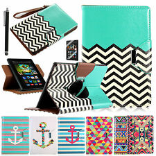 Folio PU Leather Case Smart Cover Stand For New Amazon Kindle Fire HD 7'' 7 2013