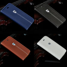 """Hot Stand Wallet ID Card Flip Leather Gel TPU Case For iPhone 6 4.7"""" Plus"""