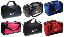 Nike Gym Bag Brasilia Grip Sports Overnight Travel Holdall Duffle Bag BRAND NEW