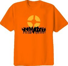 Team Fortress 2 Video Game T Shirt Sizes Small to 2XL