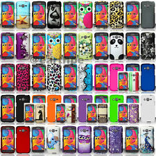 Slim Hard Case Snap-on Phone Cover for Samsung Galaxy Avant SM - G386T